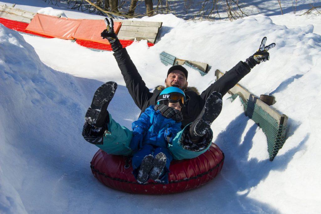 Snowtubing Park